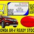 HONDA BR-V READY STOCK