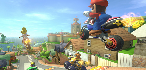 Mario Kart 8 - Here Come the Koopalings Trailer