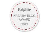 ★ BRIGITTE Kreativ-Blog Award ★
