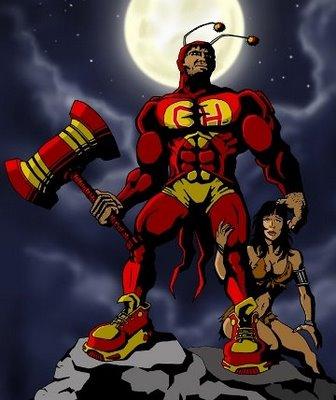 Los Mejores Super heroes De La Historia