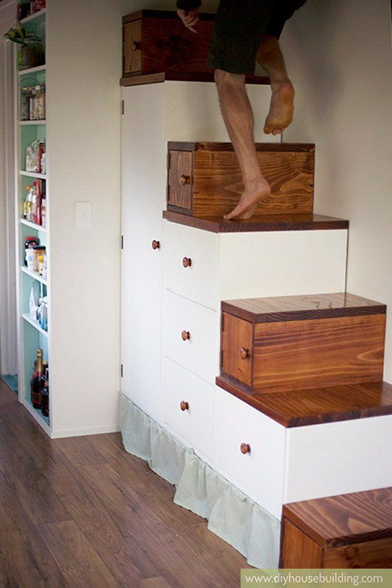 storage solutions in a tiny house part 1 - Tiny House Storage Ideas