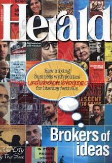 Herald Magzine March 2013