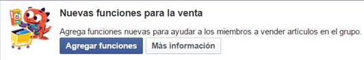 Facebook, Facebook grupos, Redes Sociales, Social Media, Venta, Social Media, Funciones,
