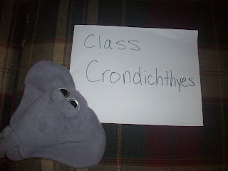 Class Crondichthyes