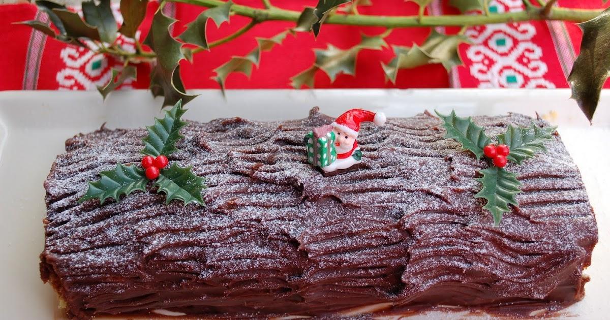 Chestnut Spread Cake Recipe
