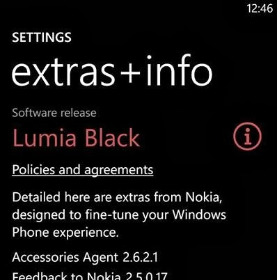 Update Lumia Black sudah dirilis