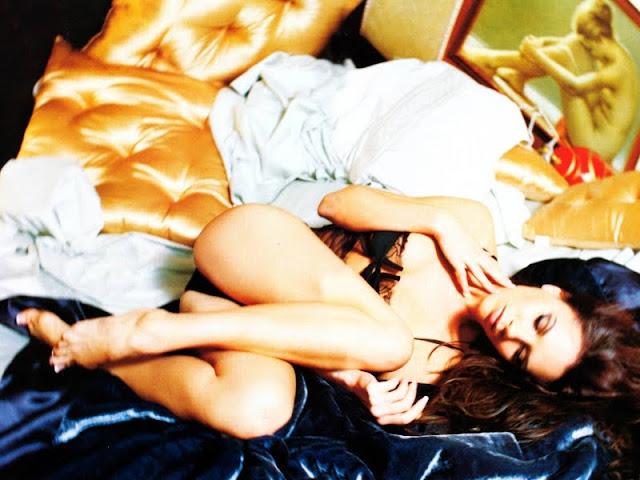 Singer Victoria Beckham
