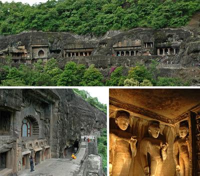 Ajanta Cave in Aurangabad