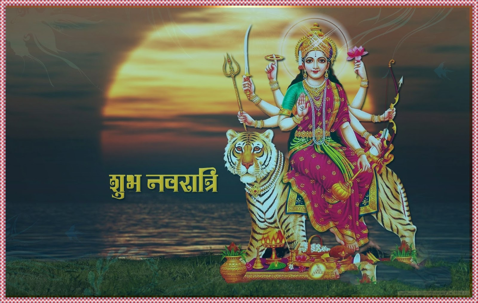 Wallpaper download navratri - In This Festival Friends Relatives And Family Members Send Wishes To Their Love One And Here We Are Providing The Latest 2015 Navrtri Hd Wallpapers And