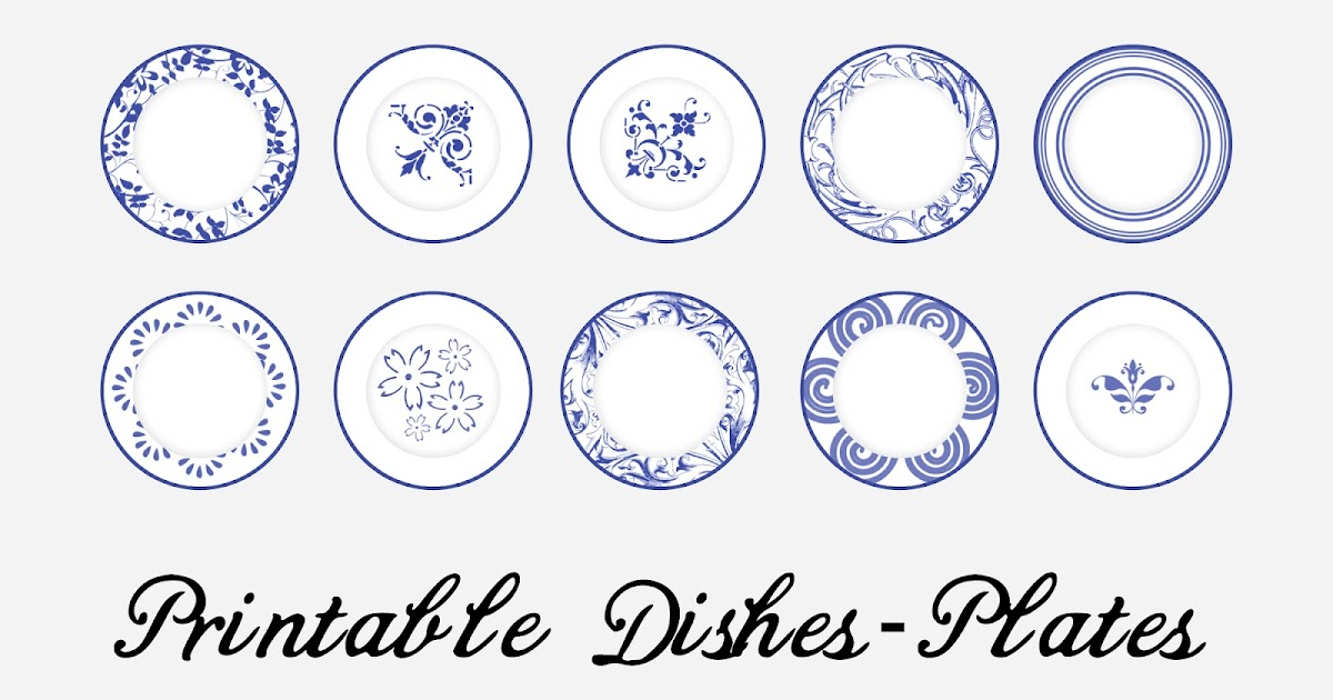 Hilaire image within printable plates