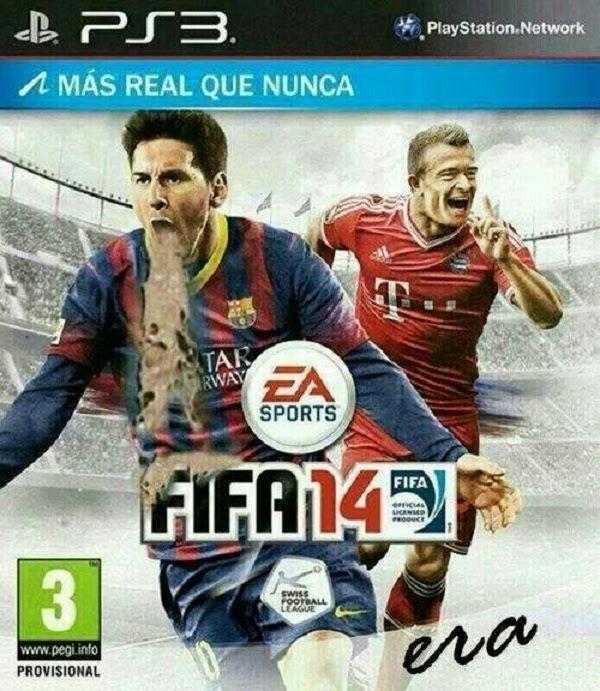 Messi super real