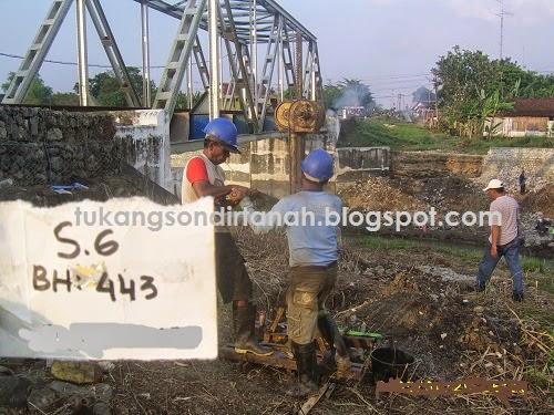 Galeri Foto Jasa Sondir Tanah Soil Test 0898 174 3937 022 61717179