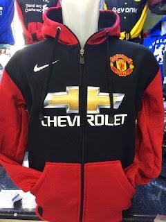 jual jaket bola manchester united terbaru musim depan 2015 2016