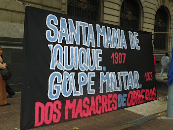DOS MASACRES LOS MISMO ASESINOS