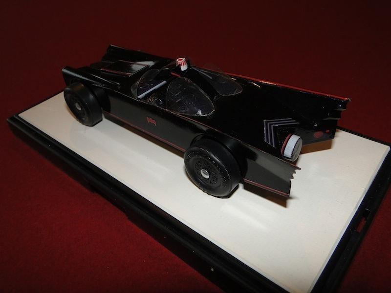 Scott S Workshop Notes Pinewood Derby Batmobile