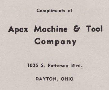 apex machine tool company
