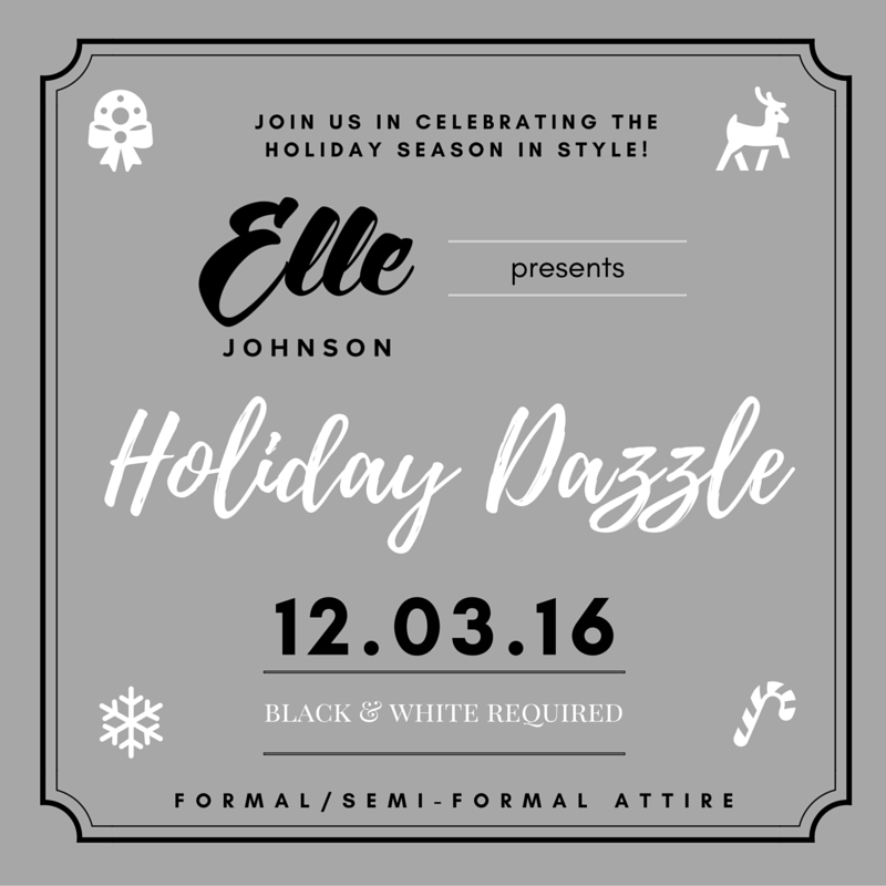 Holiday Dazzle Party