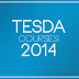 List of TESDA Courses Offered in Manila this 2014