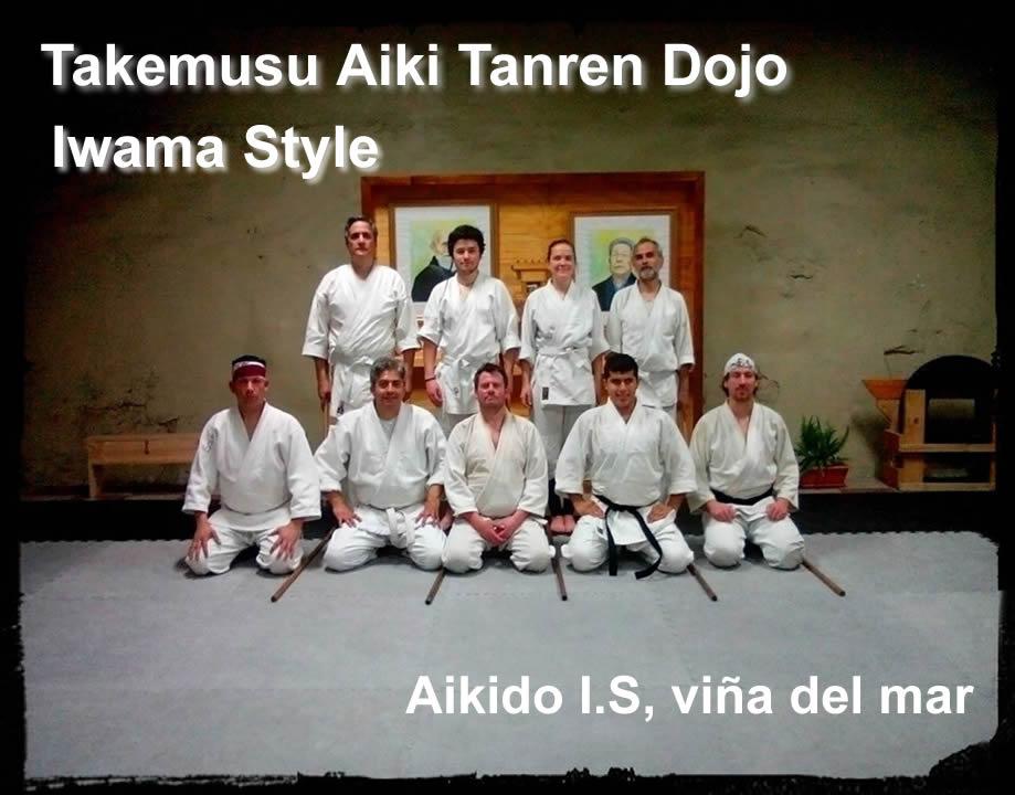 Takemusu Aiki Tanren Dojo Iwama Style Viña del Mar.
