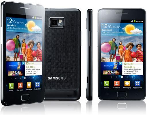 Samsung Galaxy S II  Australia arrival for pre- orderers