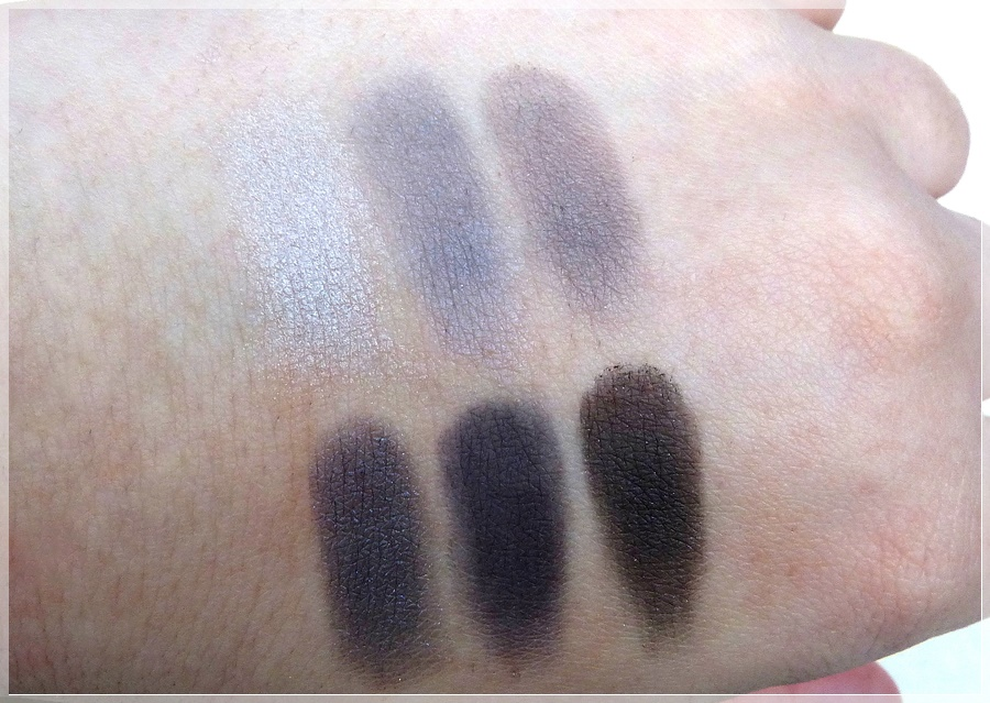 CATRICE Denim Greys Swatches