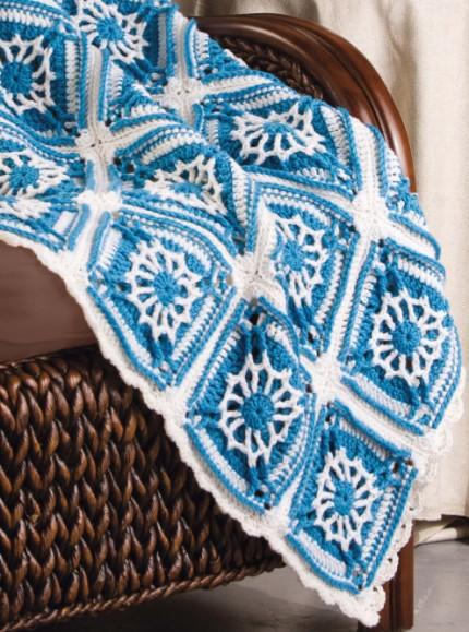 Mediterranean Dreams - Free Pattern