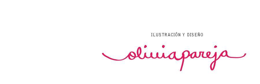 oliviapareja - ilustración y diseño