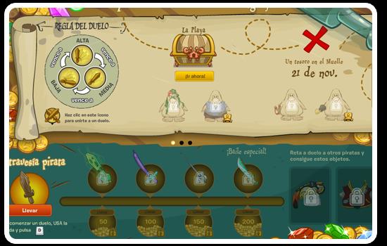 Guía y Trucos de la Fiesta Pirata 2014