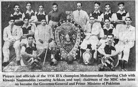 mohammedan sporting