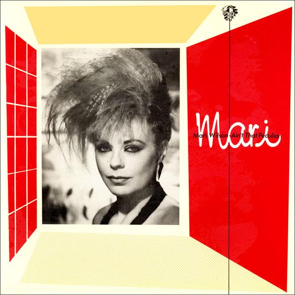Mari Wilson - Ain't That Peculiar