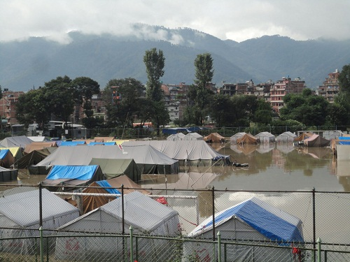bhaktapur_earthquake_survivors_flood