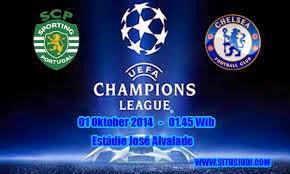 Sporting Lisbon vs Chelsea