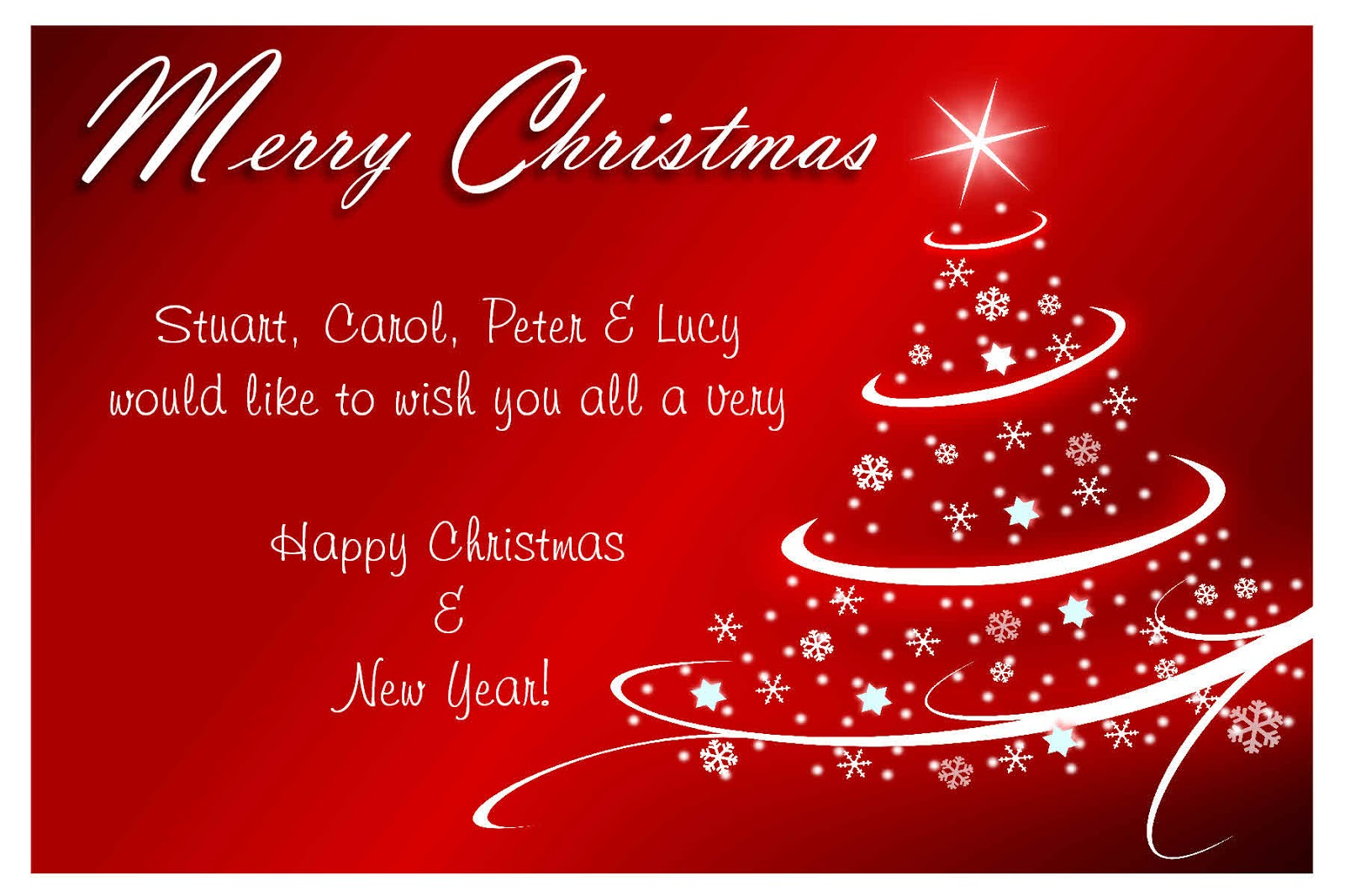 Best Christmas Card Quotes QuotesGram