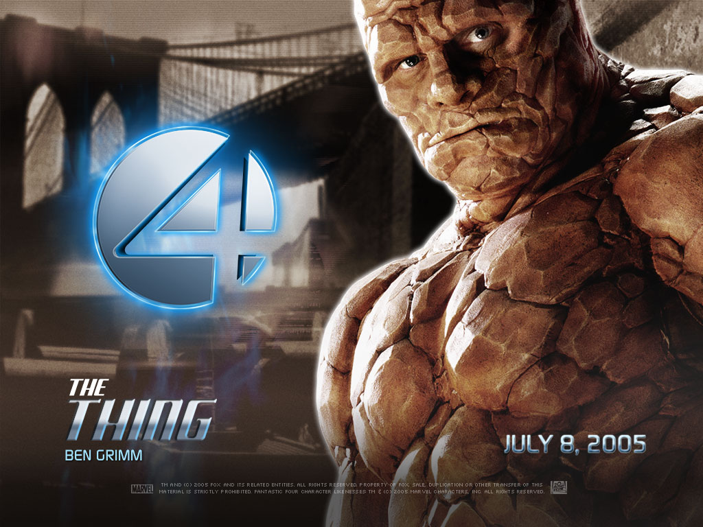 Fantastic 4 HD & Widescreen Wallpaper 0.607142781761797