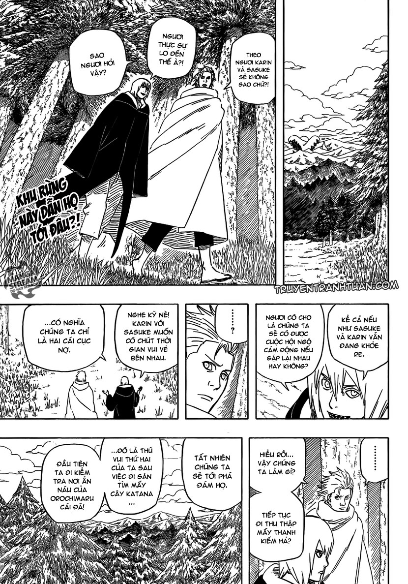 Naruto - Chapter 567 - Pic 3