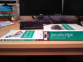 javascript the good parts the definitive guide
