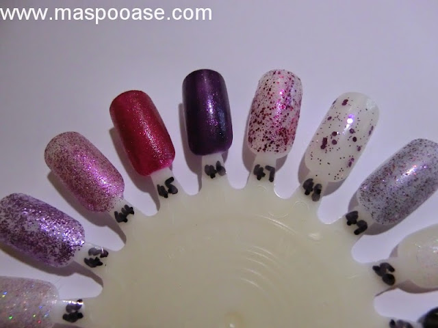 Glitter Polish Collection