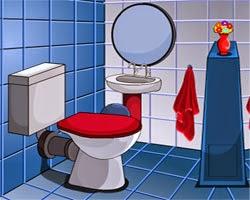 Juegos de Escape Escape From Toilet