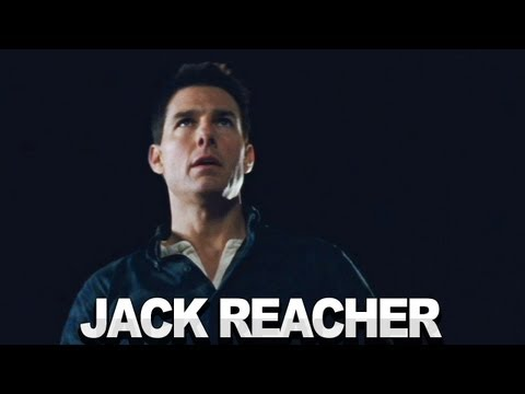 Poster Jack Reacher
