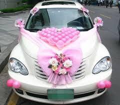 The Best Wedding Car Decoration Ideas