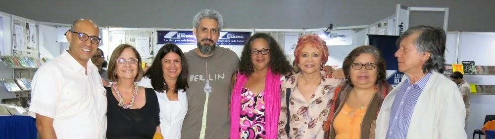 AMIGOS EN LA FILCAR MARGARITA 2015