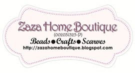 ZaZa Home Boutique Logo