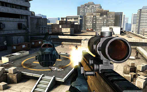 game & application for symbian anna: Modern Combat 3 Android Apk Game