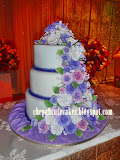 WEDDING FONDANT 3TIERS