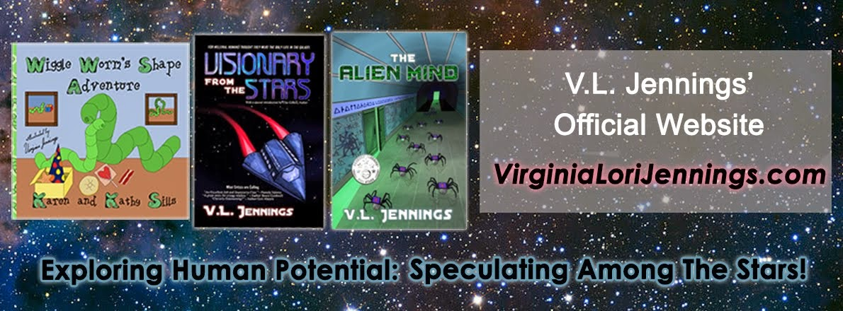 V.L. Jennings- Speculating Among The Stars