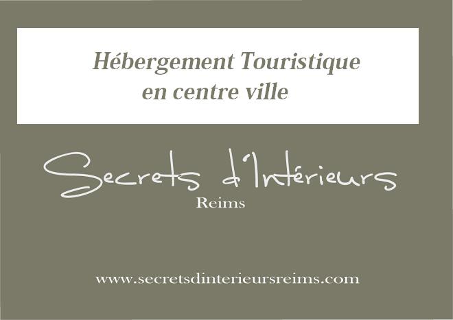 Secrets d interieurs ,  gîte et hebergement de charme à Reims