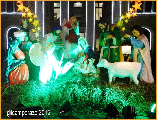 Nativity in La Carlota City 2015