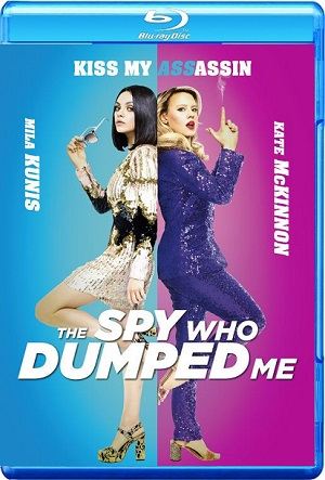 The Spy Who Dumped Me 2018 BRRip BluRay 720p 1080p