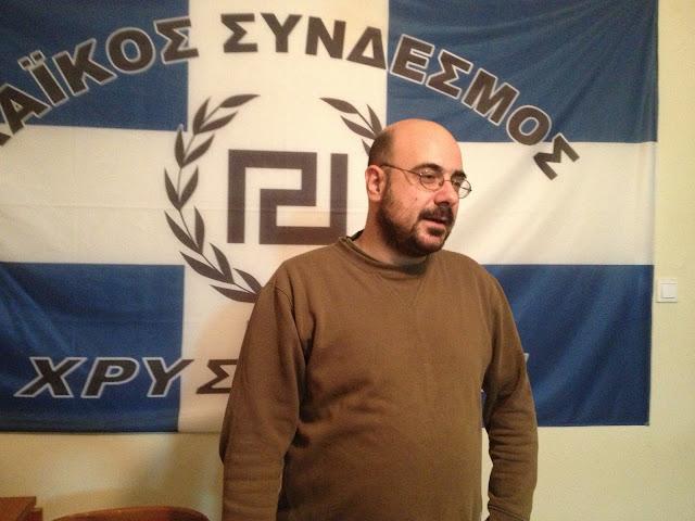 """Ομιλία του Κ. Αλεξανδράκη στην Τ.Ο. Άνω Λιοσίων με θέμα """"Λαθρομετανάστευση - Αιτίες και συνέπειες"""""""