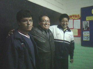 MEDALLA DE ORO EN LA XVI OLIMPIADA  NACIONAL DE FISICA O.N.F. 2011